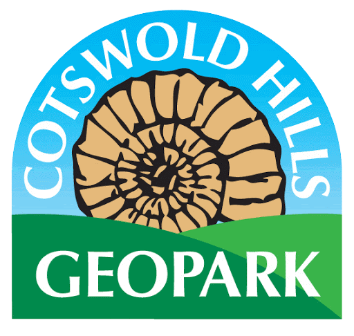 Cotswold Hills Geopark Logo