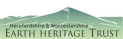 Hereforshire and Worcestershire Earth Heritage Trust Logo