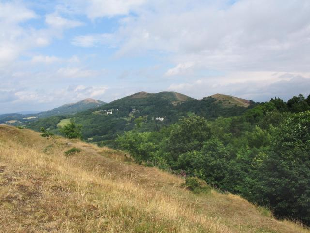 Northern part of Malvern Hills
