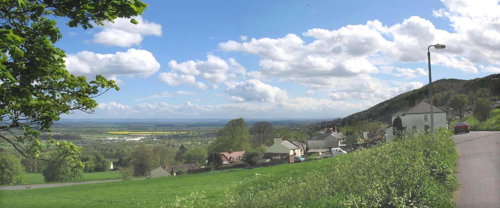 Severn Valley and Malvern Hills